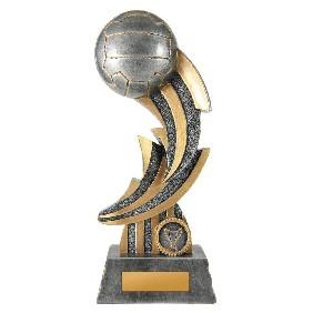 Netball Trophy 1001-8F - Trophy Land