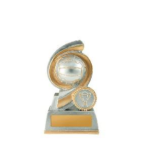 Netball Trophy 1002-8A - Trophy Land