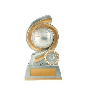Netball Trophy 1002-8B - Trophy Land