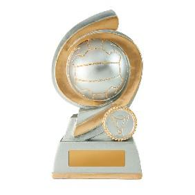 Netball Trophy 1002-8C - Trophy Land