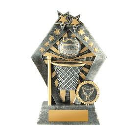 Netball Trophy 1003-8C - Trophy Land
