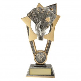 Cards Trophy 10A-CF54G - Trophy Land