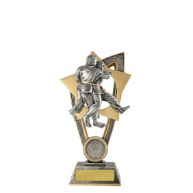 Martial Arts Trophy 10A-FIN11J - Trophy Land