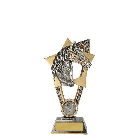 Equestrian Trophy 10A-FIN29G - Trophy Land