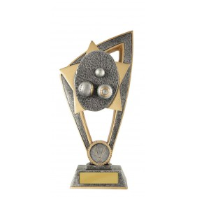 Lawn Bowls Trophy 10B-FIN58G - Trophy Land