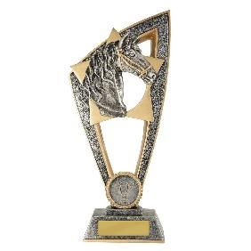 Equestrian Trophy 10C-FIN29G - Trophy Land