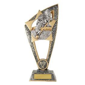 Snooker Trophy 10C-FIN34GA - Trophy Land