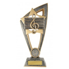Music Trophy 10C-FIN44G - Trophy Land