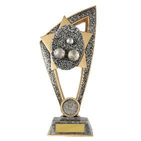 Lawn Bowls Trophy 10C-FIN58G - Trophy Land