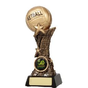 Netball Trophy 11037C - Trophy Land