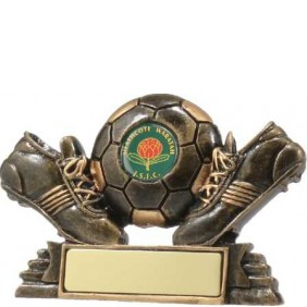 Soccer Trophy 11038 - Trophy Land