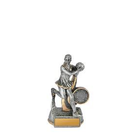 Netball Trophy 1118-8A - Trophy Land