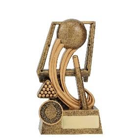 Snooker Trophy 11242B - Trophy Land