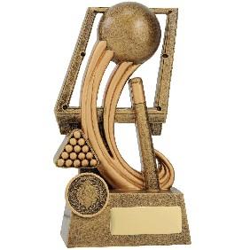 Snooker Trophy 11242C - Trophy Land