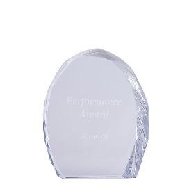 Glass Award 1155A - Trophy Land