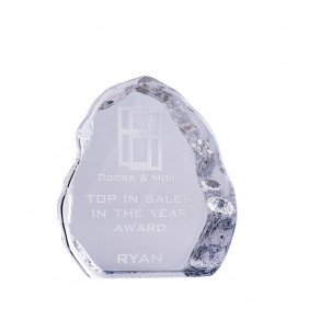 Crystal Award 1156 - Trophy Land