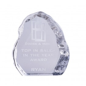 Crystal Award 1158 - Trophy Land