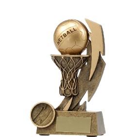 Netball Trophy 11637A - Trophy Land