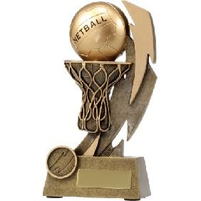Netball Trophy 11637C - Trophy Land