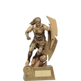 Soccer Trophy 11681B - Trophy Land