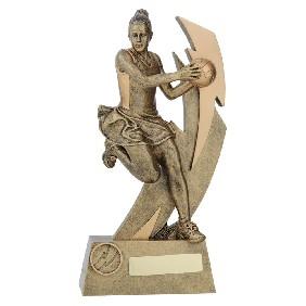 Netball Trophy 11691E - Trophy Land