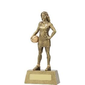 Netball Trophy 11791C - Trophy Land