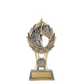 Equestrian Trophy 11A-FIN29G - Trophy Land