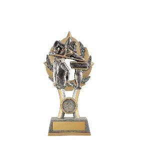 Snooker Trophy 11A-FIN34G - Trophy Land