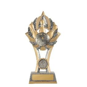 Ten Pin Bowling Trophy 11B-FIN21G - Trophy Land