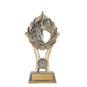 Equestrian Trophy 11B-FIN29G - Trophy Land