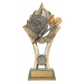 Darts Trophy 11C-FIN26G - Trophy Land