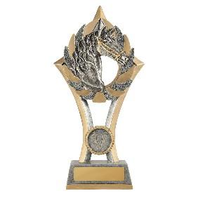 Equestrian Trophy 11C-FIN29G - Trophy Land