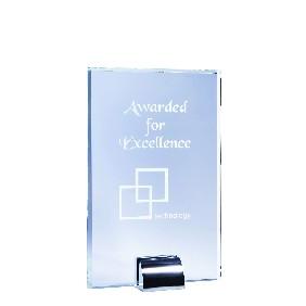 Glass Award 1202A - Trophy Land