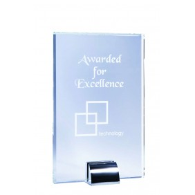 Glass Award 1202B - Trophy Land
