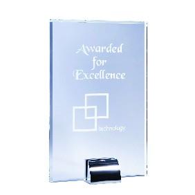 Glass Award 1202C - Trophy Land