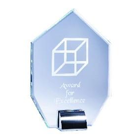 Glass Award 1203C - Trophy Land
