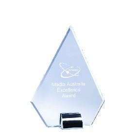 Glass Award 1204A - Trophy Land