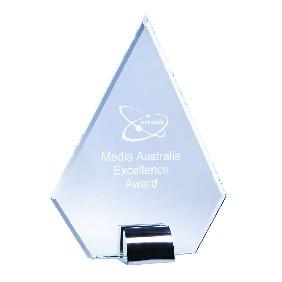 Glass Award 1204C - Trophy Land