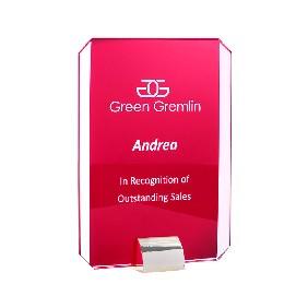 Glass Award 1205-3R - Trophy Land