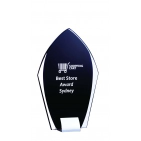 Glass Award 1206A - Trophy Land