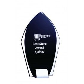 Glass Award 1206B - Trophy Land