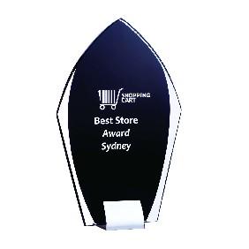 Glass Award 1206C - Trophy Land