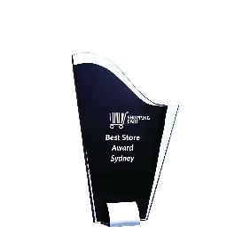 Glass Award 1207A - Trophy Land