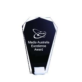 Glass Award 1208A - Trophy Land