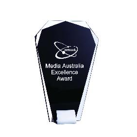 Glass Award 1208B - Trophy Land