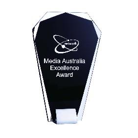 Glass Award 1208C - Trophy Land