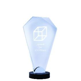 Glass Award 1209A - Trophy Land