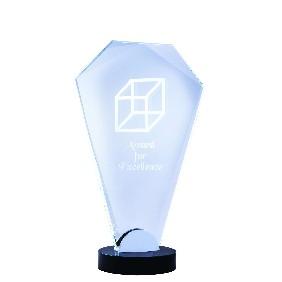 Glass Award 1209B - Trophy Land