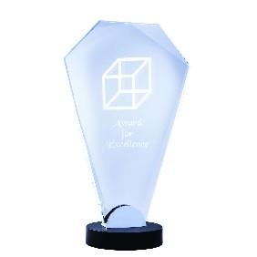 Glass Award 1209C - Trophy Land