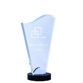 Glass Award 1210A - Trophy Land